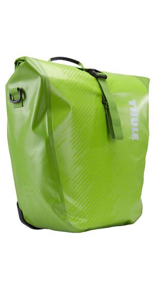 Thule Pack'n Pedal Shield Fietstas Large groen
